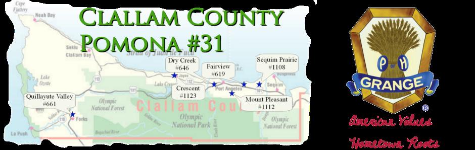 Clallam County Pomona #31