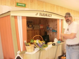 2013 SWWF Grange Booth