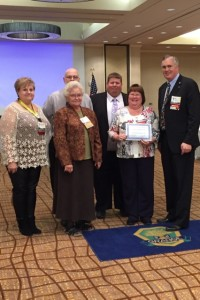 Pleasant View receives Distinguished Grange award