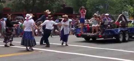 Parade Contra-Dance