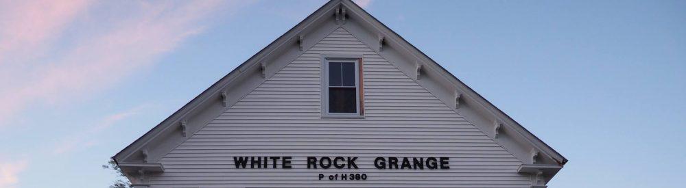 White Rock Grange 380