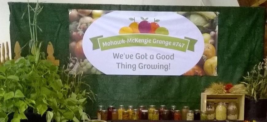 Mohawk-McKenzie Grange 747