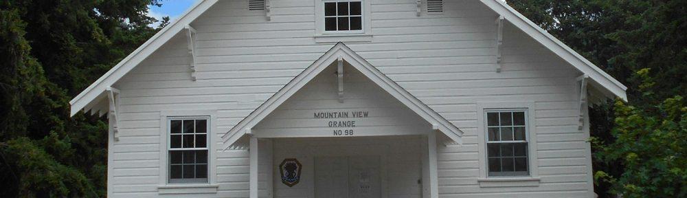Mountain View Grange #98